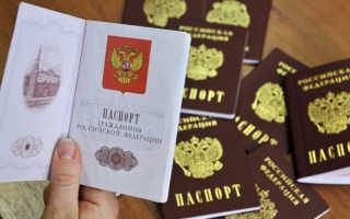 Проверка действительности паспорта гражданина РФ в 2020 году