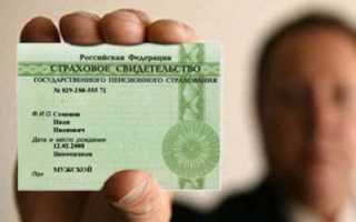 Как узнать СНИЛС по паспорту онлайн